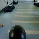 Pisos para academia musculação